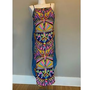 Mara Hoffman Sun Dress/Beach Cover Up